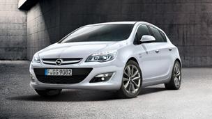 Opel Astra Hatchback - Stylistyka i Linia OPC