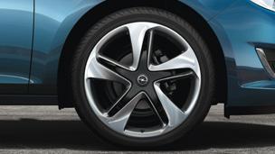 Opel Astra Седан - Легкосплавный диск