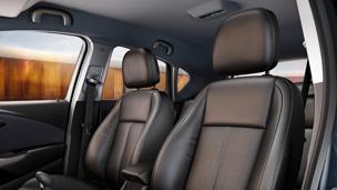 Opel Astra седан — Эргономичные спортивные сиденья