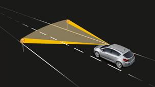 Opel Astra Седан - Opel eye