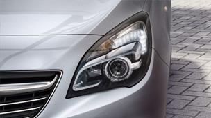 Новый Opel Meriva - Безопасность