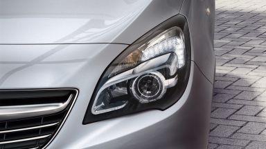 Opel Meriva - Halogen Kurven- und Abbiegelicht AFL