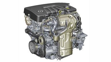 Opel Meriva - Generaţia nouă de motoare diesel