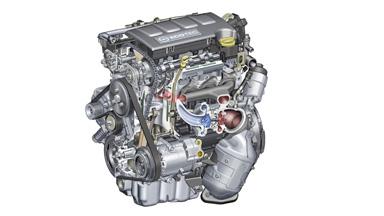 Opel Meriva - Benzinmotoren