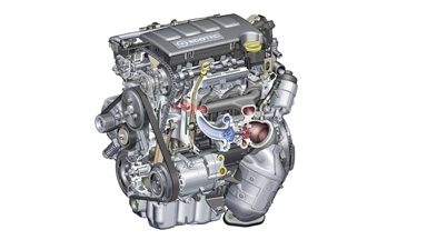 Opel Meriva Moteur 1.4 Turbo