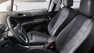 Opel Meriva intérieur AGR