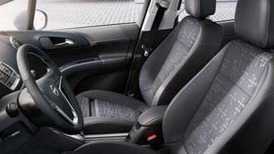Opel Meriva - Ergonomische Sitze (AGR) / Hohe Sitzposition