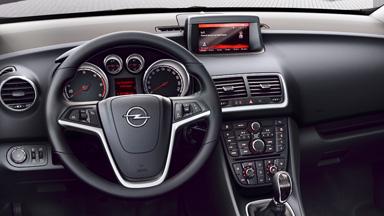 Opel Meriva - IntelliLink