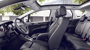 Новый Opel Meriva - Комфорт