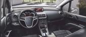Opel Meriva - Pamje nga brenda