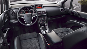 Új Opel Meriva – Cosmo