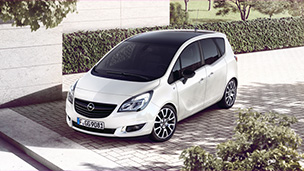 Új Opel Meriva – Design Edition