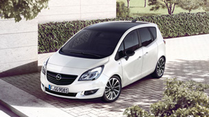 Opel Meriva - Color