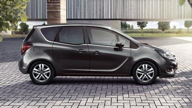 Opel Meriva - Meriva drive!