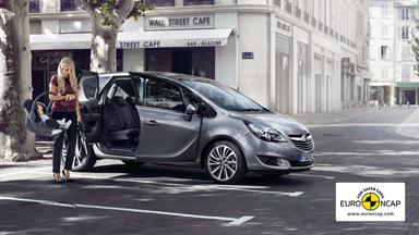 Opel Meriva - NCAP