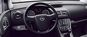 Opel Meriva - Vedere din interior