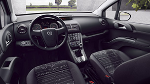 Opel Meriva - Selection