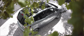 Opel Meriva - Vues extérieures