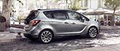 Opel Meriva - Außenansichten