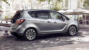 Новый Opel Meriva - Дизайн