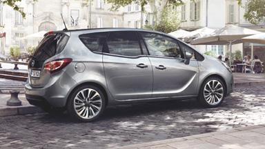 Opel Meriva - Design exterior