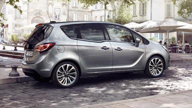Opel Meriva - Aussendesign