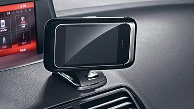 Opel Meriva intérieur multimédia FlexDock®
