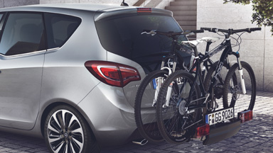 Opel Meriva - FlexFix®-Fahrradträgersystem