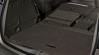 Opel Meriva - Doppelter Gepäckraumboden