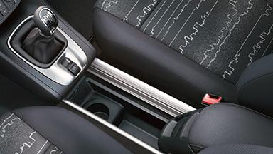 Opel Meriva - Sistem de depozitare FlexRail®