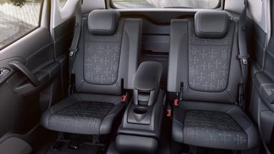 Opel Meriva – FlexSpace® Oturma Sistemi