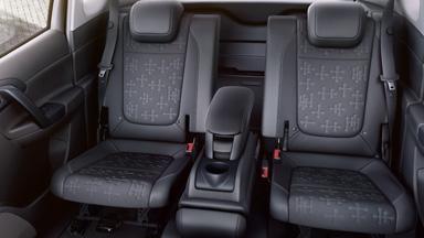 Opel Meriva - Sistemul de poziţionare a scaunelor FlexSpace®