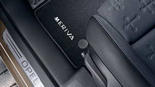 Opel Meriva - Floor Mats
