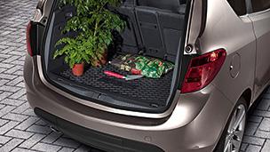Opel Meriva - Hard Cargo Tray