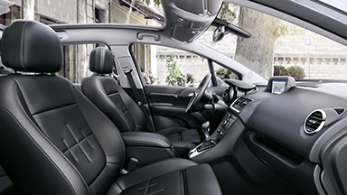 Opel Meriva - Innendesign
