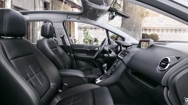Opel Meriva - Innenraumdesign