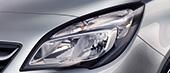 Opel Meriva - Yakın Çekim Görseller