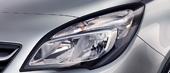 Opel Meriva - Nahaufnahmen