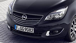 Opel Meriva - Styling und OPC Line