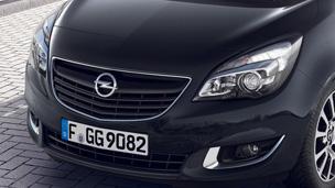 Opel Meriva - Kit de personalizare a caroseriei