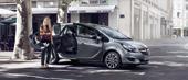 Opel Meriva - Vedere exterioară