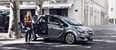 Opel Meriva - Aussenansichten