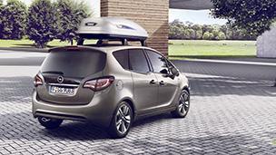 Yeni Opel Meriva – Thule Tavan Kutusu