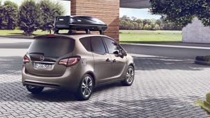 Opel Meriva - Thule-Dachbox
