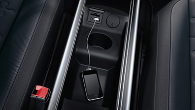 Opel Meriva - Aux-in und USB