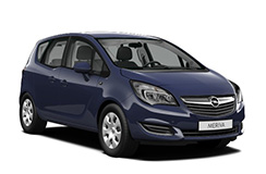 """Opel Meriva"" – ""Enjoy"""