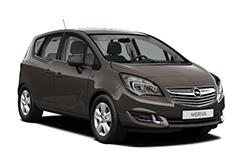 """Opel Meriva"" – ""Cosmo"" vidus"