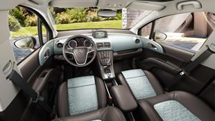 Opel Meriva Affaires intérieur design