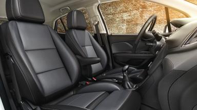 Opel Mokka intérieur design Sièges ergonomique sport AGR