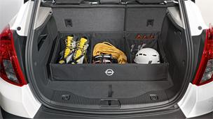 Yeni Opel Mokka – Bagaj Bölümü Düzenleme Çözümleri